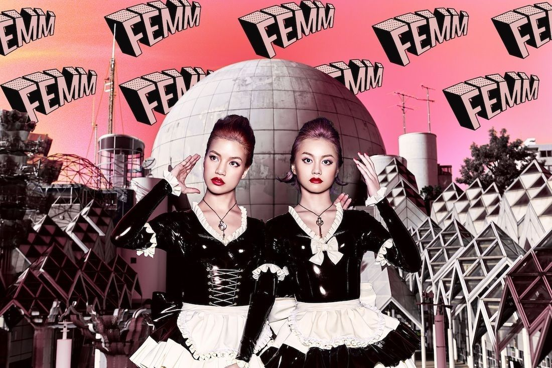 FEMM ft. Fz&Invaderous from Radical Hardcore