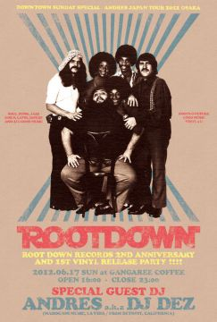 Root Down 2nd Anniversary & 1st Vinyl Release Party!!!!