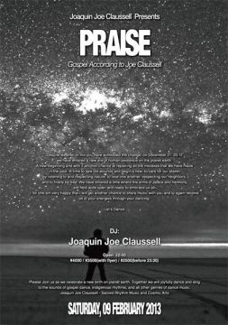 "Joaquin Joe Claussell Presents ""Praise"""