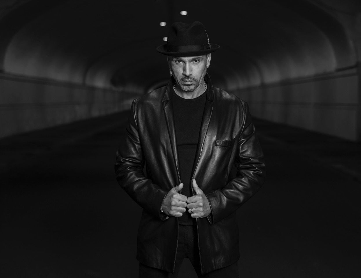 "AIR presents DAVID MORALES ""To Be Continued"""