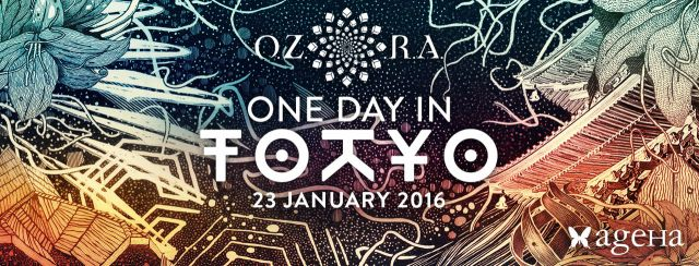 O.Z.O.R.A. One Day in Tokyo 2016