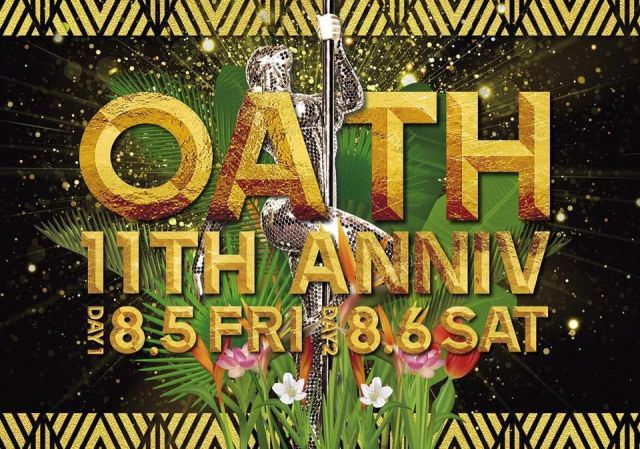 OATH 11th ANNIVERSARY -DAY 1-