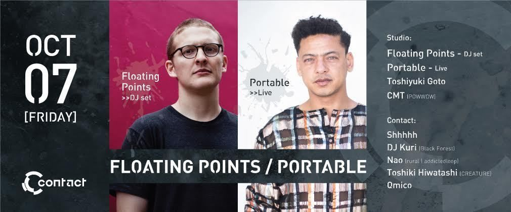 Floating Points, Portable