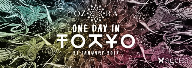 O.Z.O.R.A. One Day in Tokyo 2017