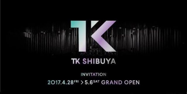 SHIBUYA MIXX!!-TK SHIBUYA GRAND OPENING PARTY-