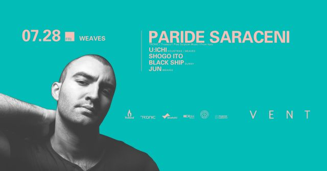 Paride Saraceni presented by WEAVES