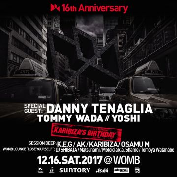SESSION 16th ANNIVERSARY