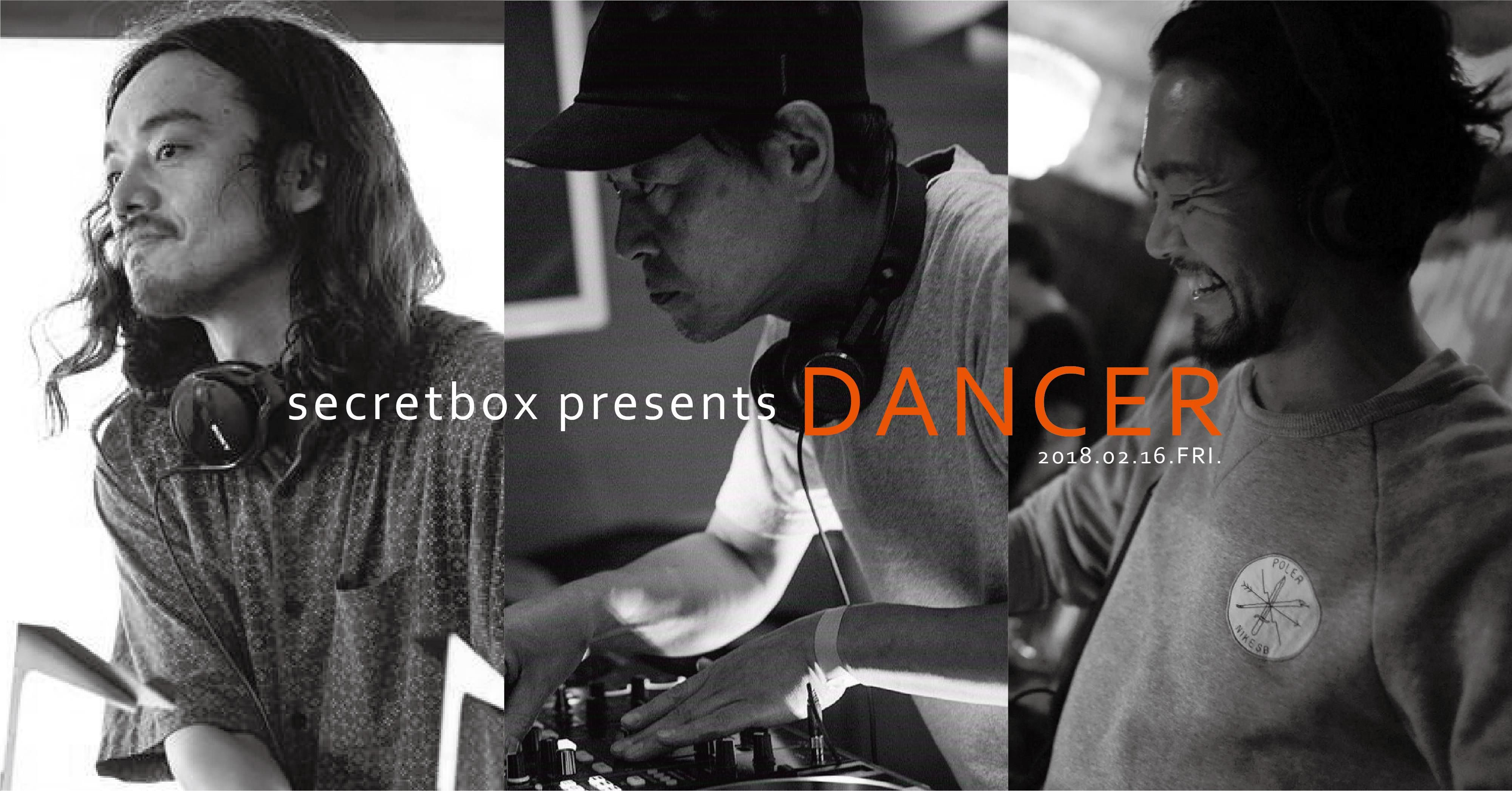 "secretbox presents ""Dancer"" vol. 18"