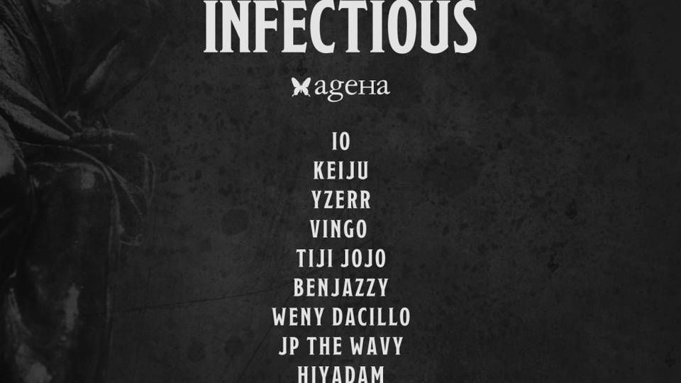 EASTPAK presents The Infectious