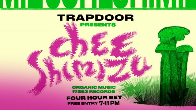 DEUS TRAPDOOR Presents Chee Shimizu 4HOURS SET