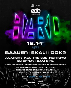 HARD Presented by EDC Japan