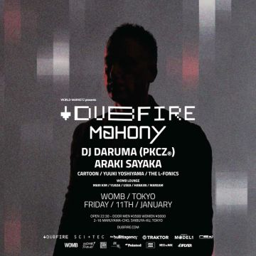WORLD-MARKETZ presents DUBFIRE