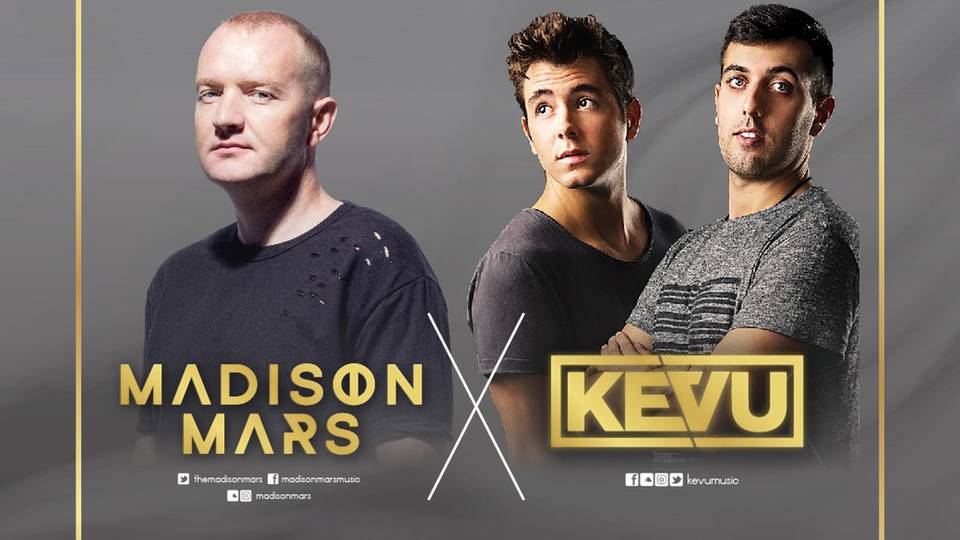 1.19 Madison Mars x KEVU@Piccadily Osaka