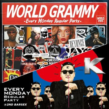 WORLD GRAMMY&K