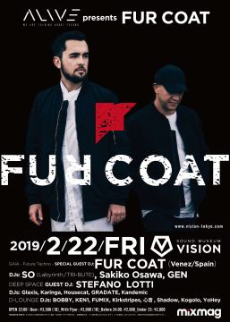 ALIVE presents FUR COAT
