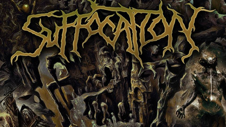 SUFFOCATION - DEATH CHOPPING JAPAN