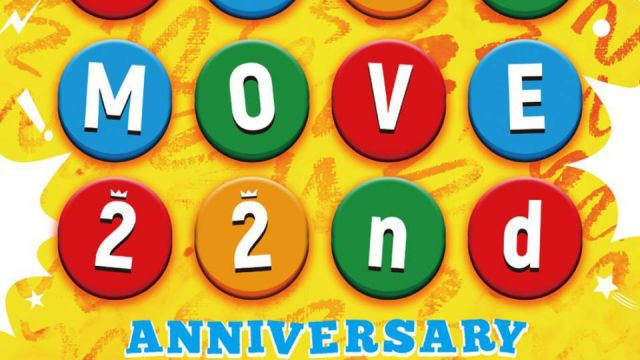 ~CLUB MOVE 22 nd ANNIVERSARY SPECIAL~
