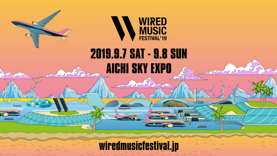WIRED MUSIC FESTIVAL 2019 Day 2