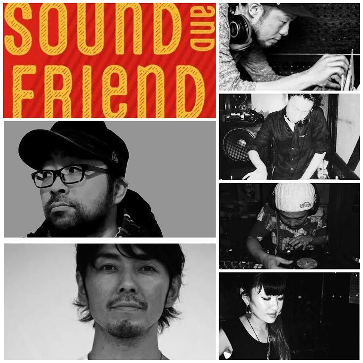 "RYUHEI THE MAN presents ""SOUND and FRIEND"" 3rd Anniversary"