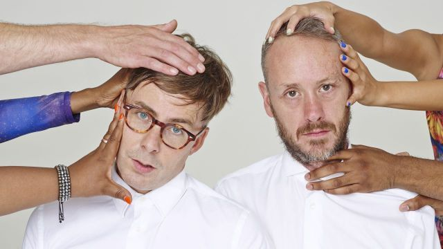 BASEMENT JAXX(DJ Set)
