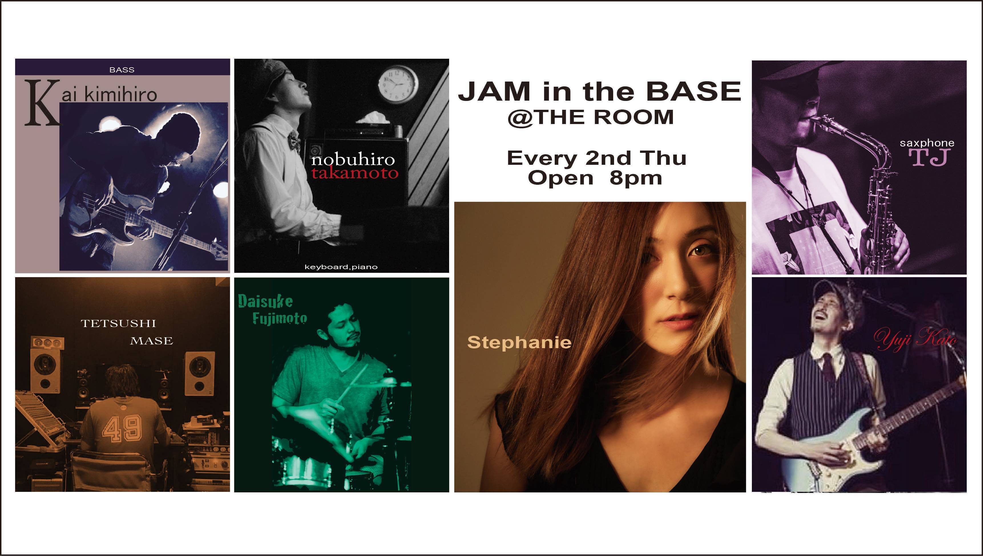 [LIVE] jam in the base Vol.25