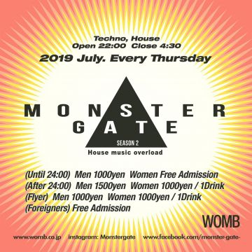 MONSTER GATE