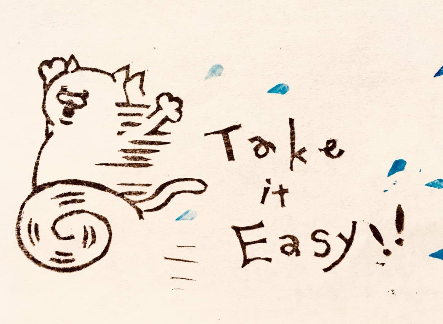 Take It Easy -vinyl night-