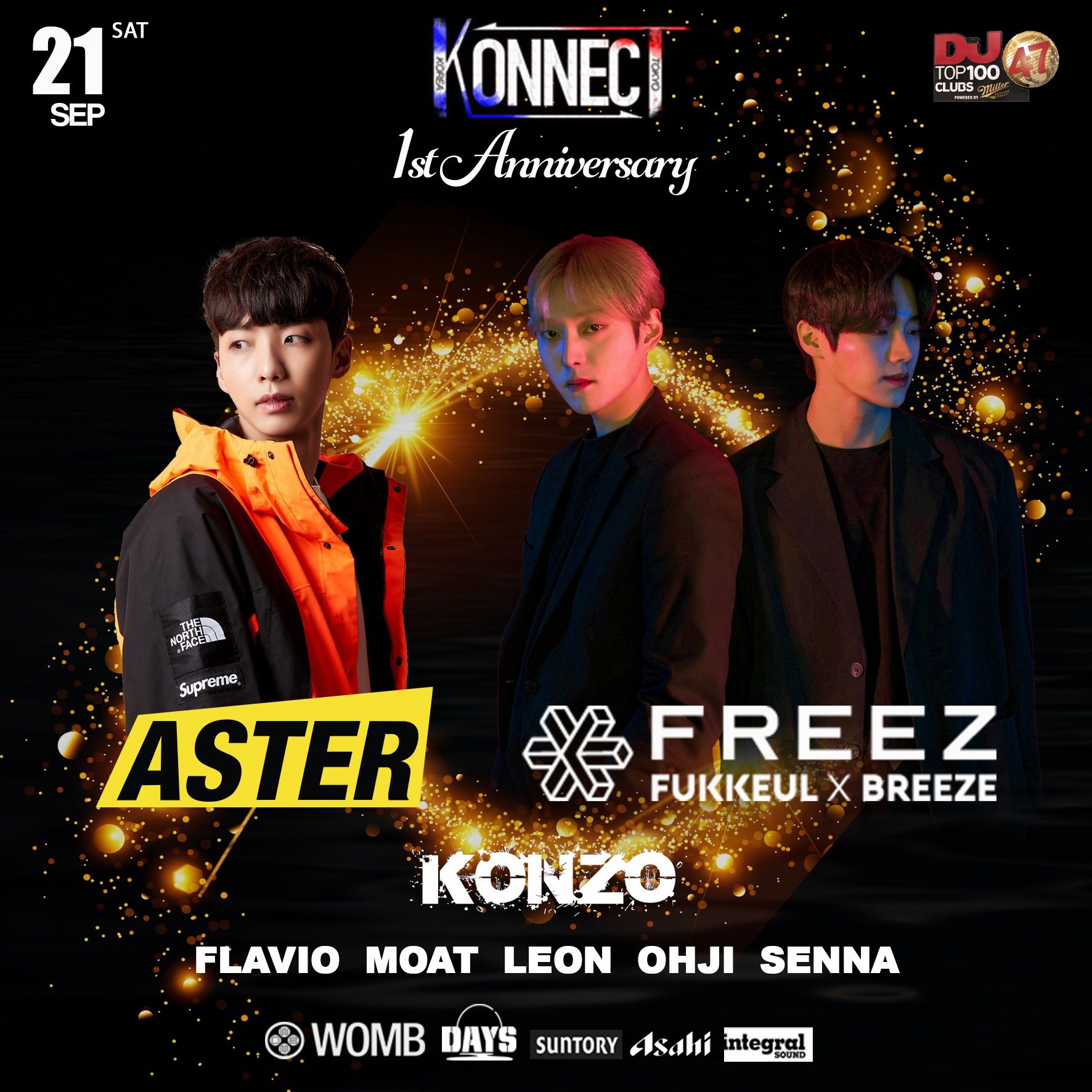 KONNECT -1ST ANNIVERSARY SPECIAL-
