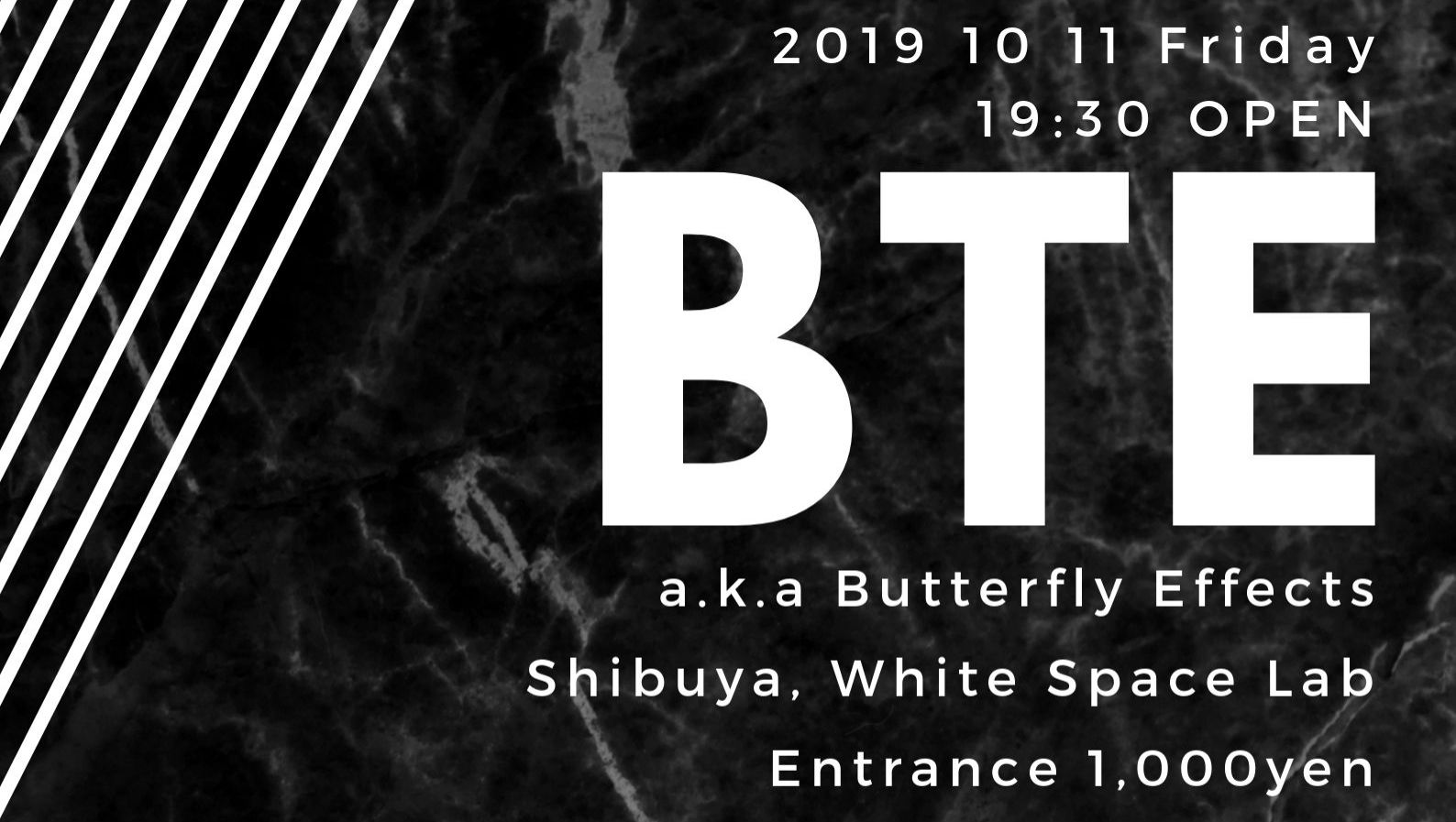 BTE a.k.a. Butterfly Effects Vol.23
