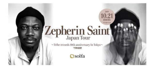 "Zepherin Saint Japan Tour ""Tribe records 10th anniversary In Tokyo"""