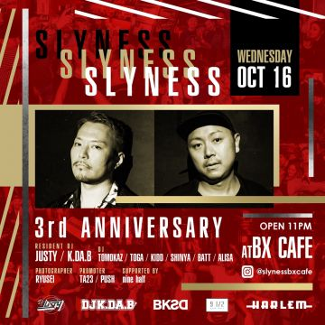 SLYNESS -3rd ANNIVERSARY-