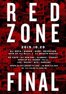 RED ZONE FINAL