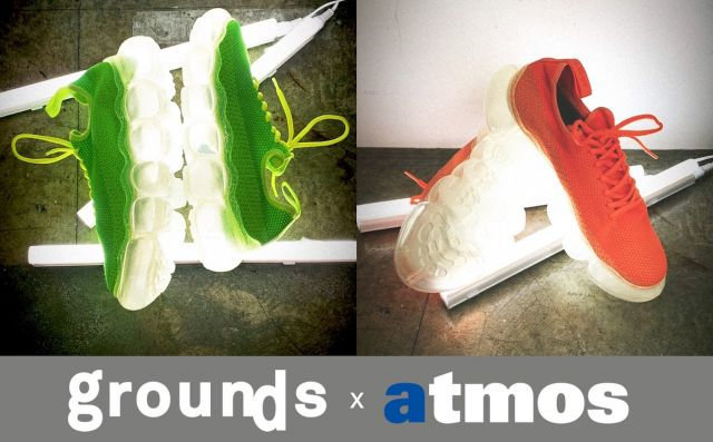 grounds × atmos OPENING EVENT