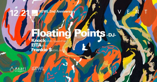 Floating Points at KEWL 2nd Anniversary