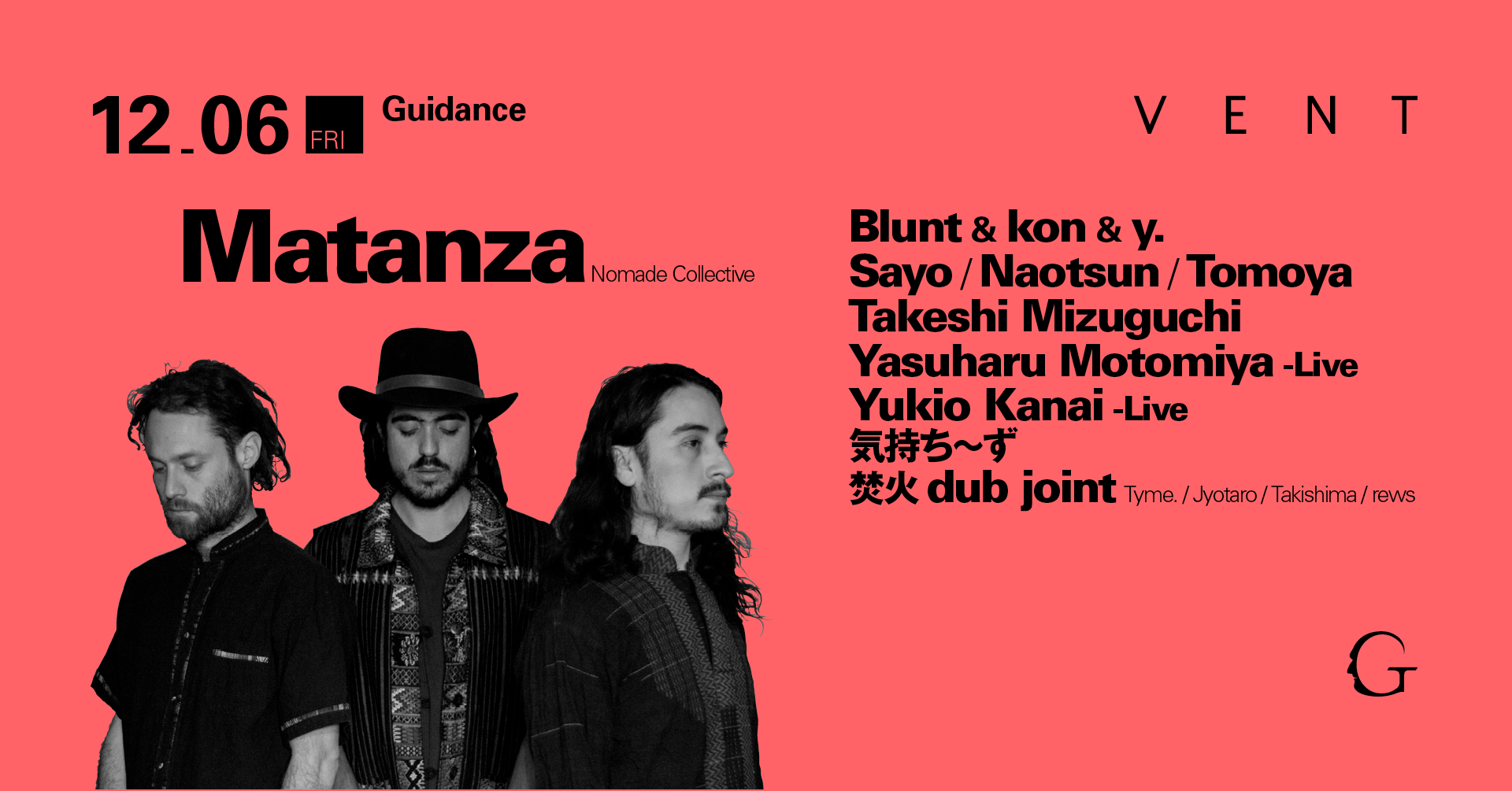 Matanza at Guidance