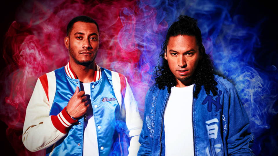 DJ MAG ASIA PRESENTS  Sunnery James & Ryan Marciano