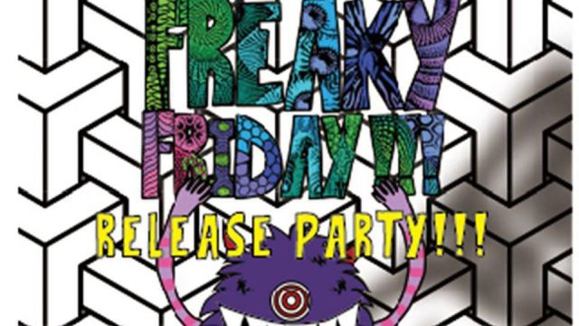 Dmt music release party : Freaky Friday! The 13th!