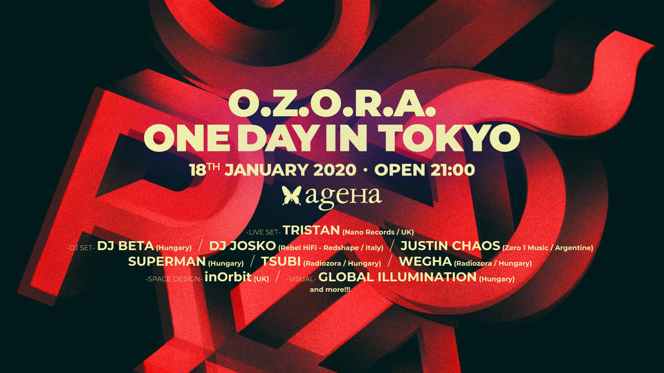 O.Z.O.R.A. One Day in Tokyo 2020