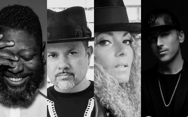 Contact welcomes Expansions NYC - with DJs: Louie Vega, Anané Vega, Josh Milan, Christian Mantini -