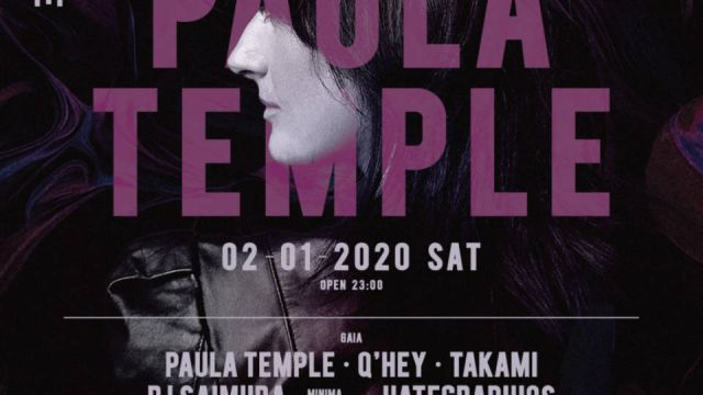 ALIVE presents REBOOT x TECHVANE feat. Paula Temple