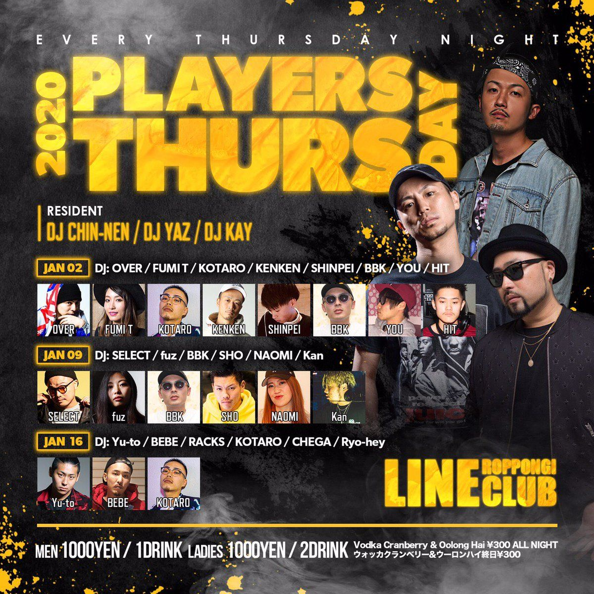 PLAYERS THURSDAY