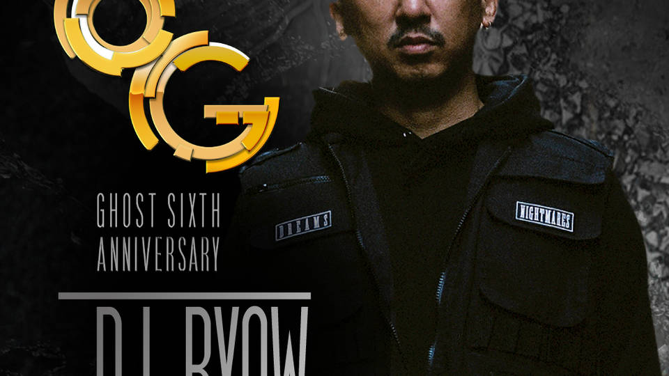 GHOST SIXTH ANNIVERSARY
