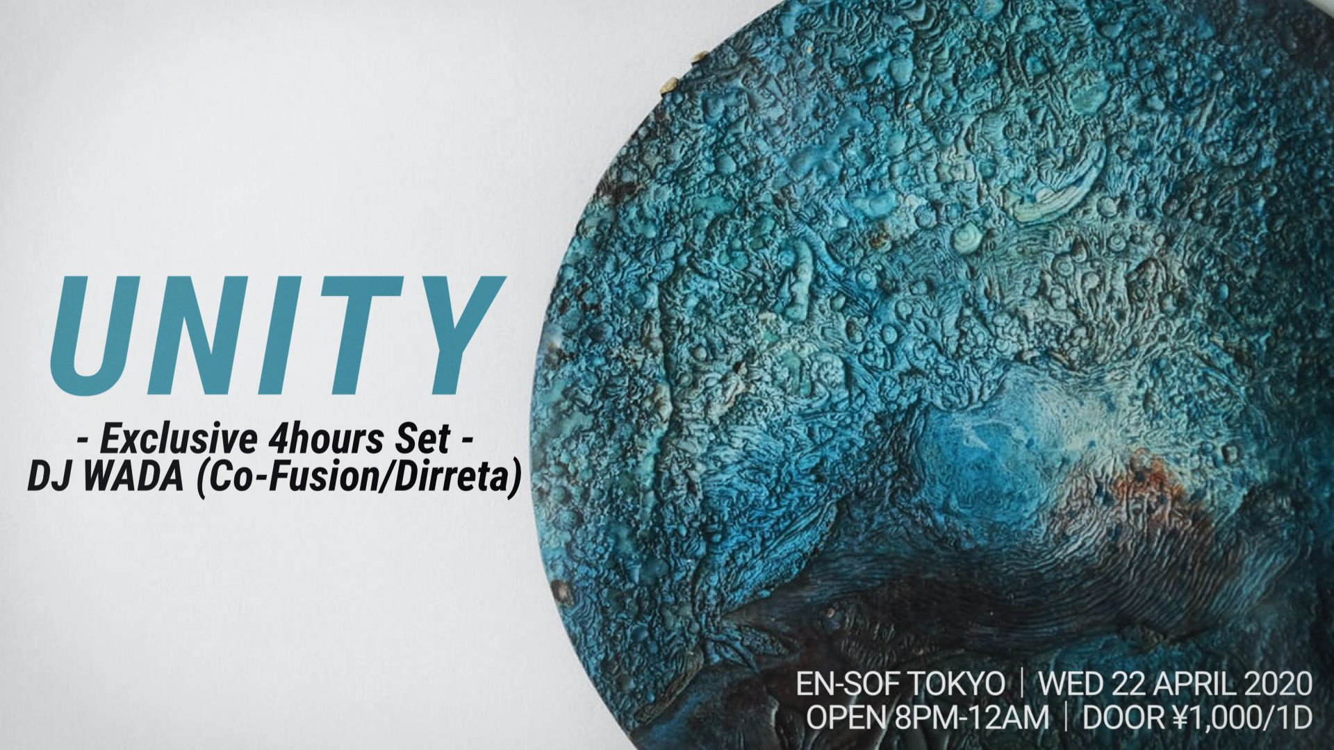 [cancelled]UNITY