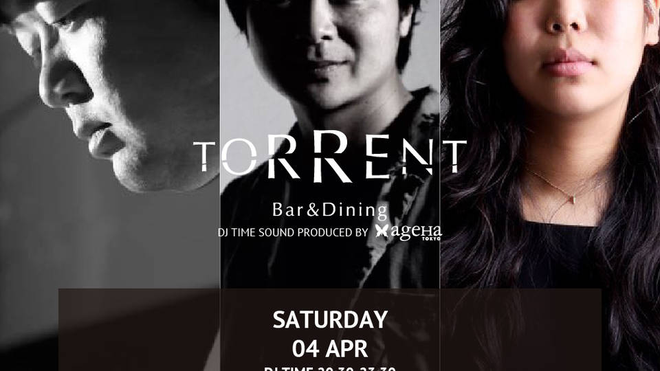 TORRENT SATURDAY supported by TCPT