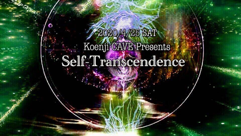 koenjicave presents Self-transcendence