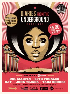[Live Streaming]Diaries from the Underground