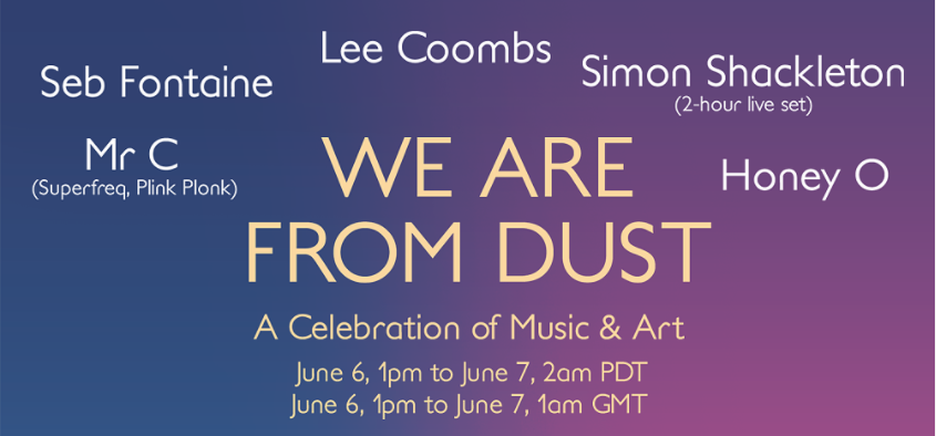[Live Streaming] We Are From Dust