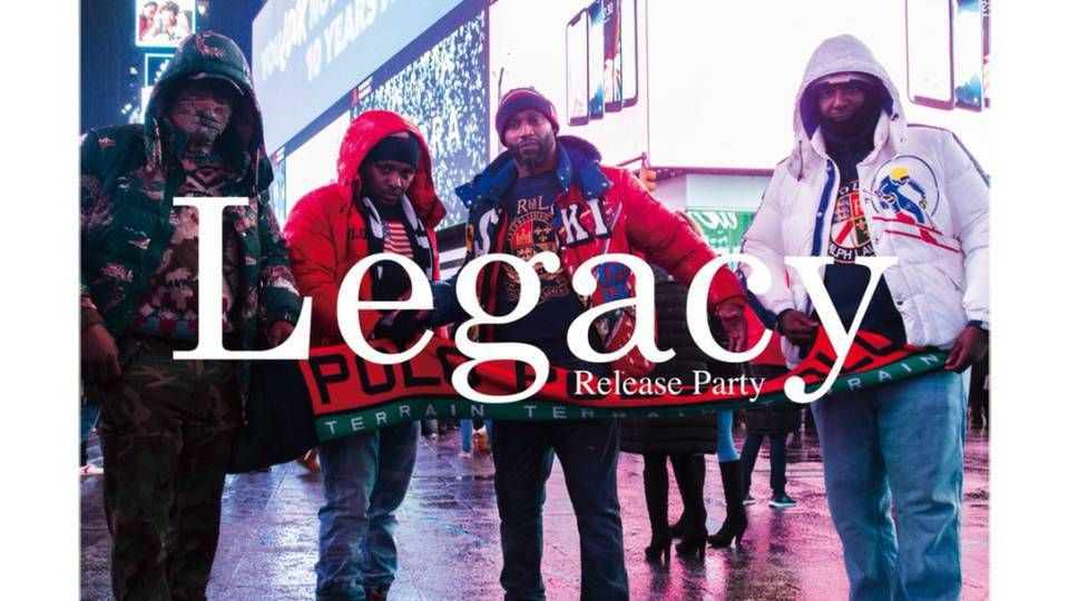 "PROPS -212.MAG ""LEGACY"" Release Party-"
