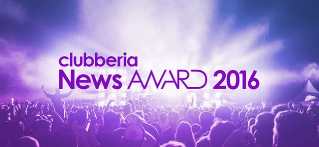 clubberia News Awards 2016