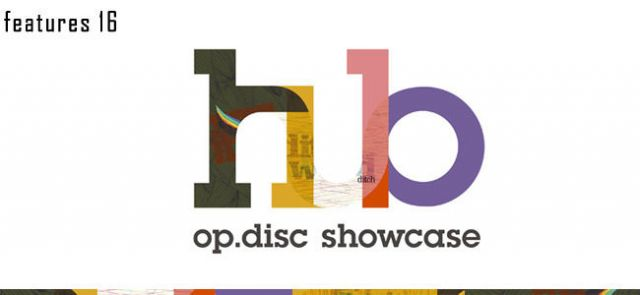hub op.disc showcase